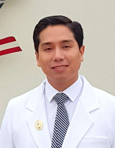 Dr. Edward Jhon Delgado Márquez